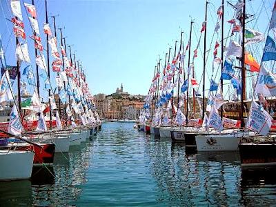 Tempat wisata di Marseille, France (Prancis)