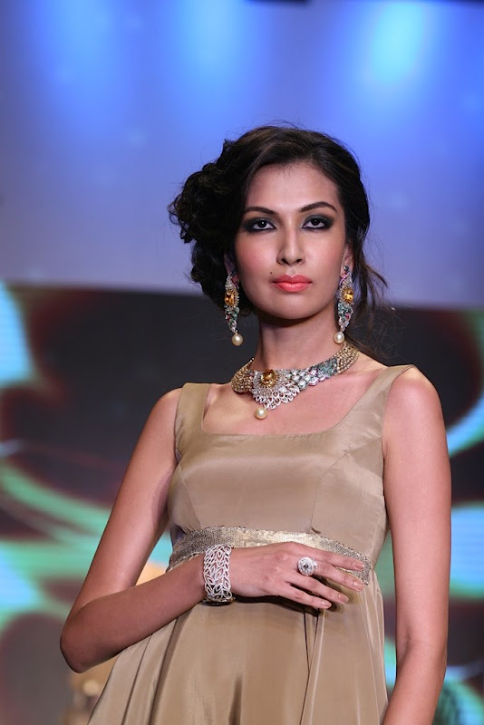 Bidita Bag Walked The Ramp Ror Manubhai Gems Gallery glamour images