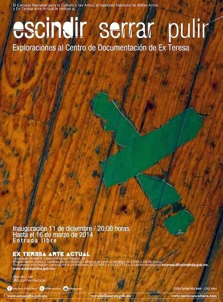 Inauguran muestra sobre el Centro de Documentación del Ex Teresa Arte Actual