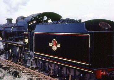 Special at Fort Brockhurst station