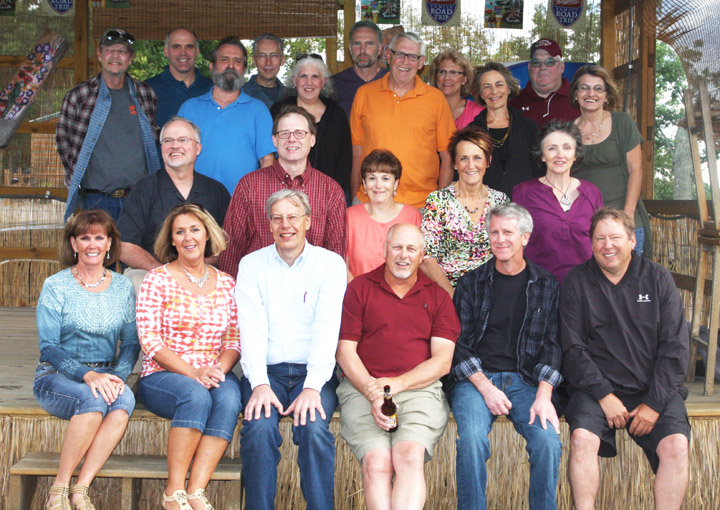 Orange Sink Class Of 1972 Chetek Wi 40 Year Reunion