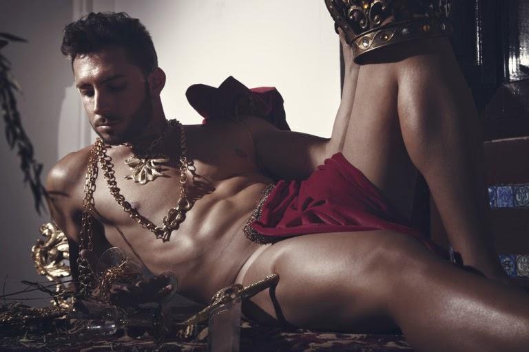 hot model nude