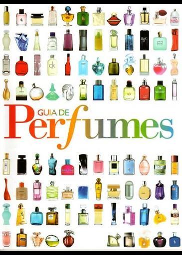 lista de perfume: