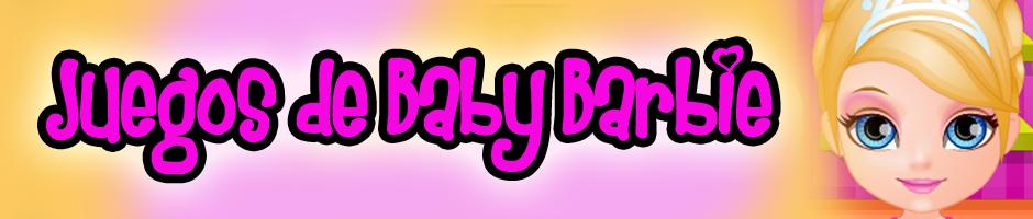 juegos de Baby Barbie