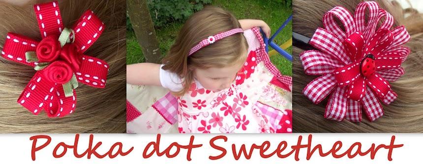 Polkadot Sweetheart