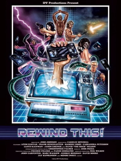 Un gran documental sobre el VHS