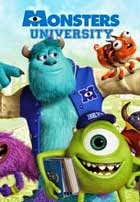 Monsters University (Monsters Inc 2) (2013)