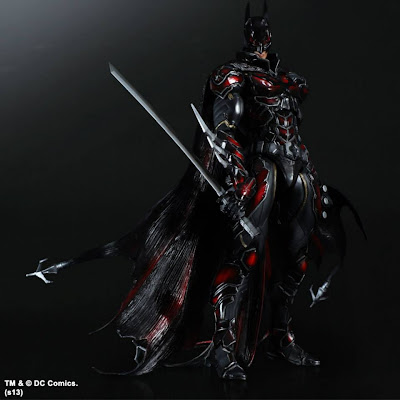 Square Enix Play Arts Kai DC Variant Batman Figure (Special Color Edition)