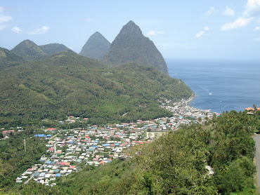 #15 Saint Lucia Wallpaper