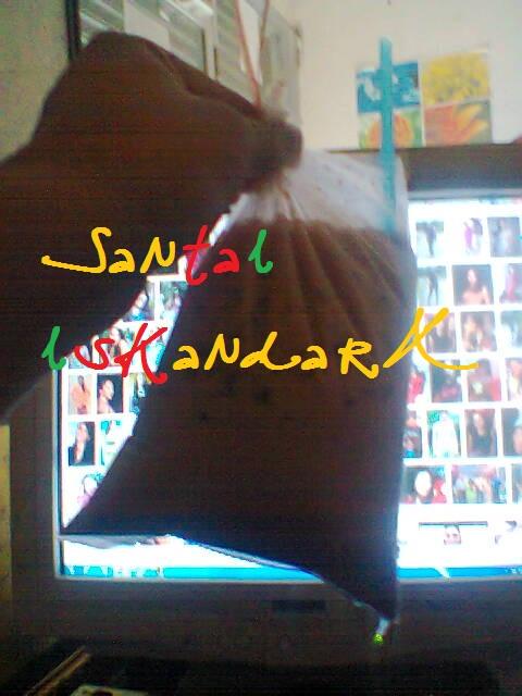 Santai-IskandarX-Sarapan-Bersama-iskandarX-Breakfast-dengan-air-Milo-Ais-hari-nie-iskandarx.blogspot.com