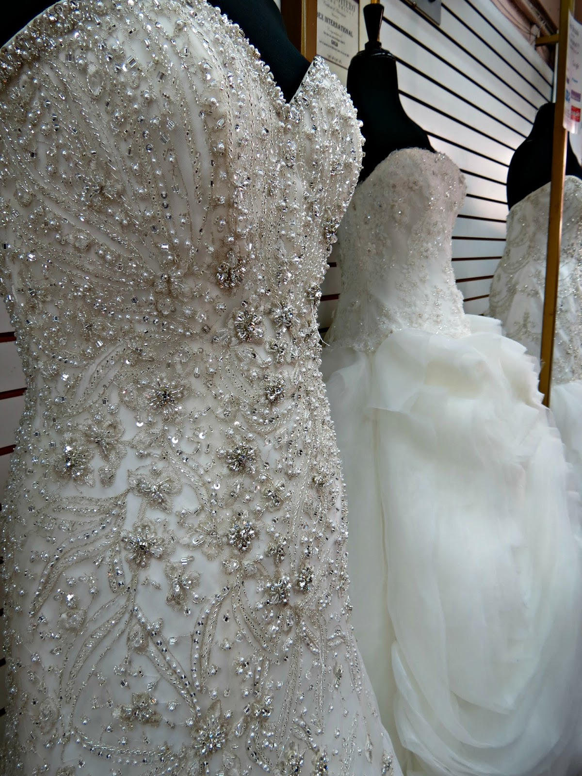 Wedding Dresses Los Angeles Ca Fashion District High Cut