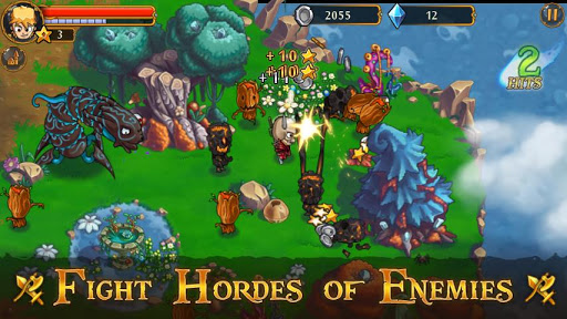 League of Heroes™ Mod (Free Shoping) v1.3.315 APK