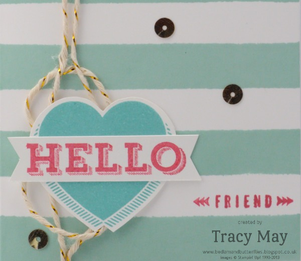 Stampin up Peachy Keen card making ideas Tracy May