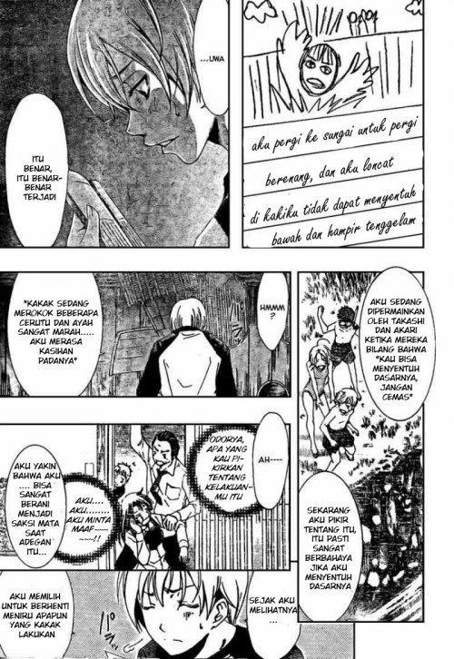 Komik kimi no iru machi 22 page 11