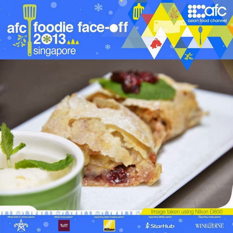 My asian food channel afc foodie face off 2013 my khimology life my afc foodie bag goodies p forumfinder Image collections
