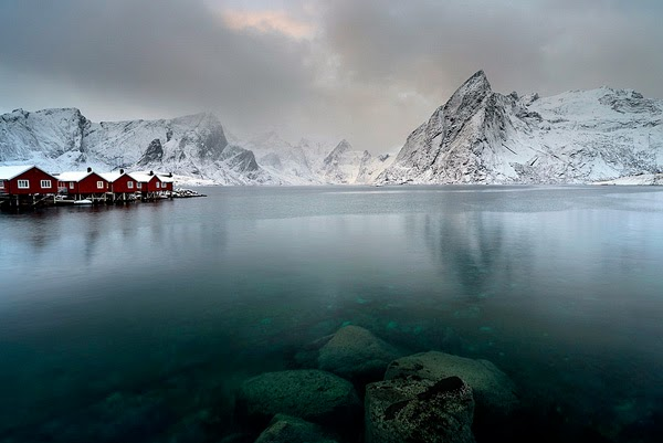 Cute Landscape Photography by Peter Spencer
