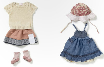 moda infantil noa