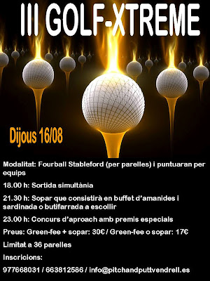 P&P el Vendrell Golf X Treme