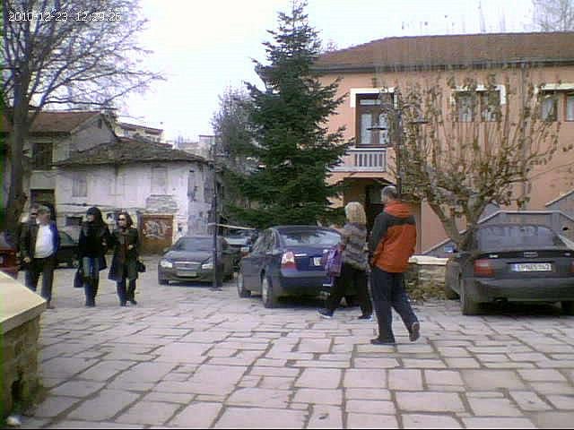 Σε parking μετατράπηκε η διατηρητέα συνοικία Βαρόσι