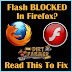 Flash BLOCKED In Firefox? Here's Why And How To Fix