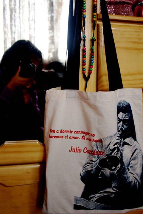 feria internacional del libro de lima 2014, bolso julio cortazar