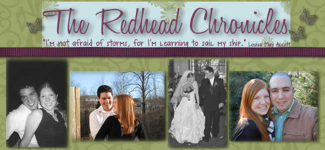 The Redhead Chronicles