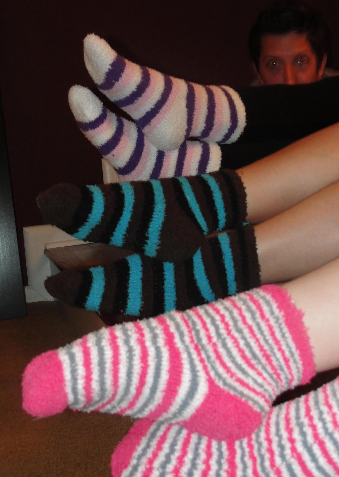 Free sock fetish stories
