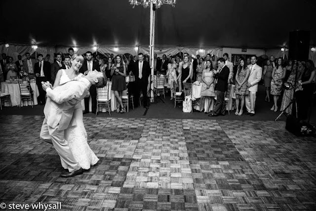 Stone Manor COuntry CLub Wedding Dancing Photo