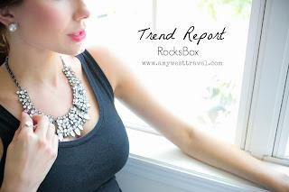 Amy West reviews the Trendy service RocksBox