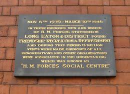 Wartime Social Centre