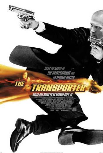 The Transporter 1 ขนระห่ำไปบี้นรก ภาค 1