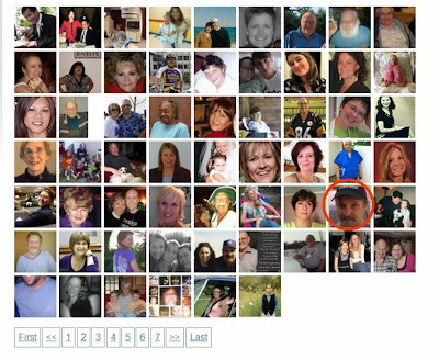 faces of lung cancer from Lung Cancer Alliance