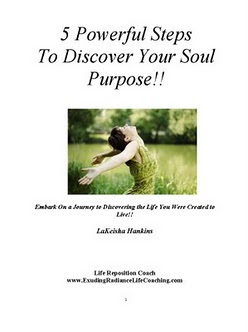 5 Powerful Steps To Discovering Your Soul Purpose