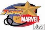 لعبة قتال ابطال الانمي ضد ابطال امريكا Shonen Jump vs Marvel
