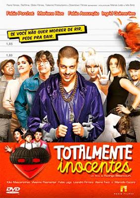 Filme Poster Totalmente Inocentes DVDRip XviD & RMVB Nacional