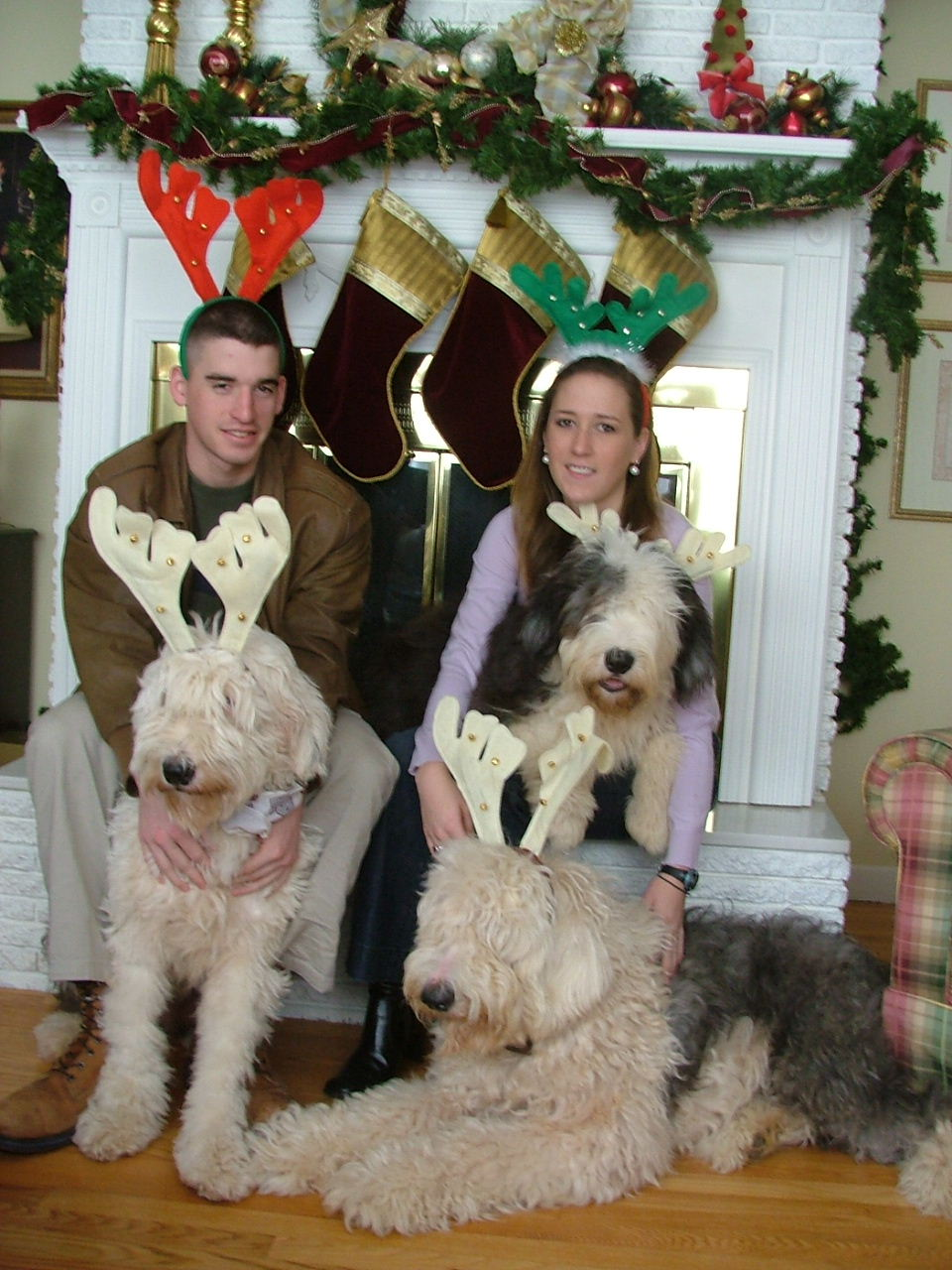 An Accomplished Woman: A Redneck to A Ralph Lauren Christmas Card