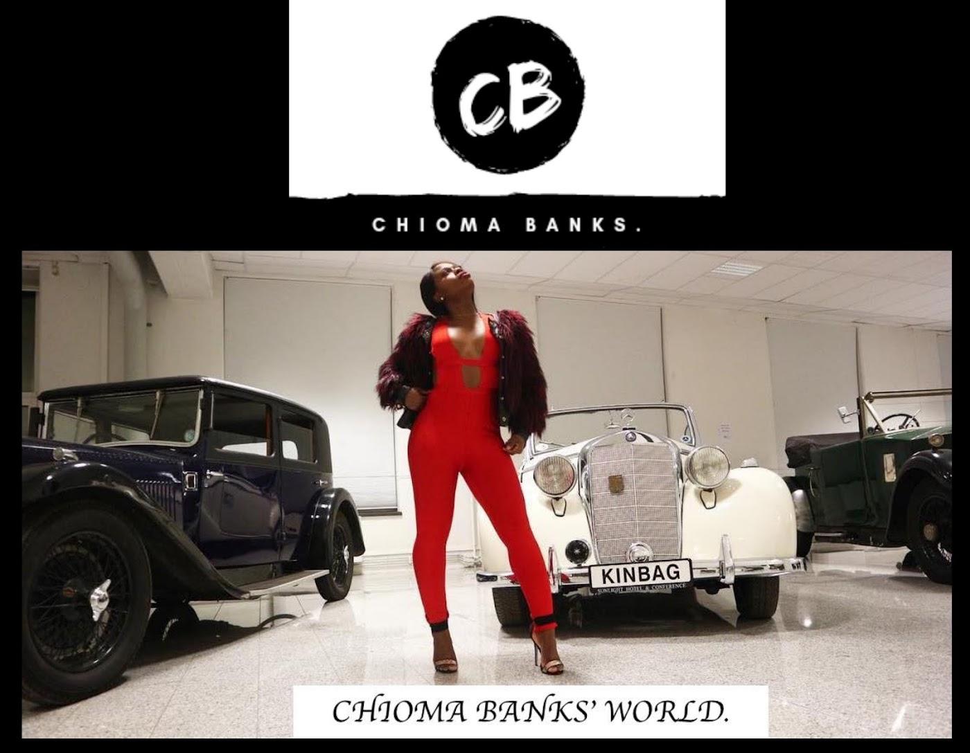 CHIOMA BANKS!