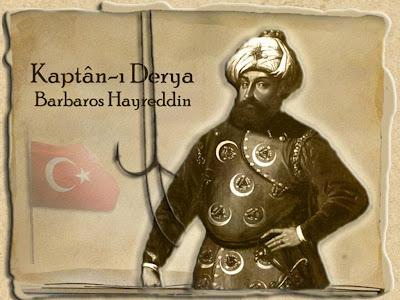 masaüstü resimleri Barbaros Hayrettin Paşa