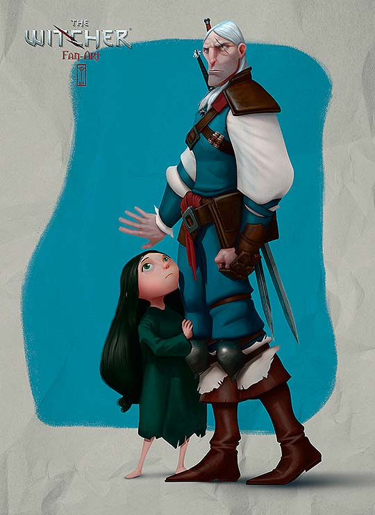Ilustración de Ivar Osorio