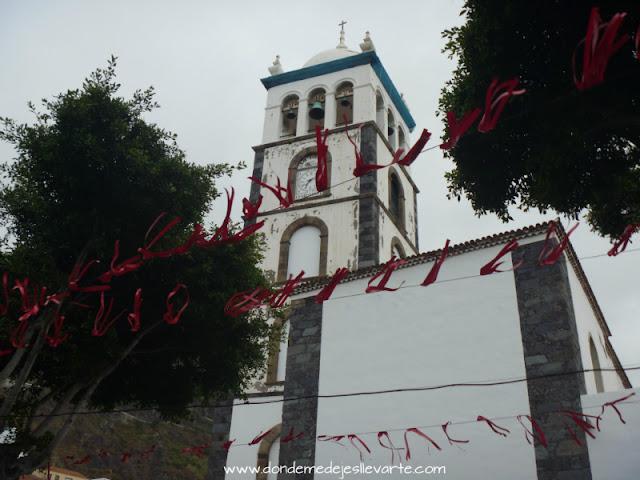 Parroquia de Santa Ana, Garachico