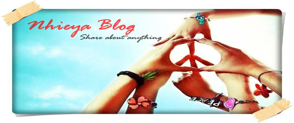 Nhieya blog