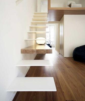 para espacios pequeos si necesitas instalar una escalera y escasean los metros inspirate en estos modelos tienen mucho estilo y son muy funcionales