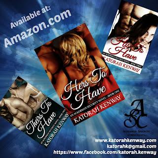 Katorah's Amazon Author Page
