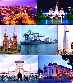 Discover Vietnam - Saigon