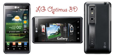 The LG Optimus 3D Giveaway with Tesco Mobile