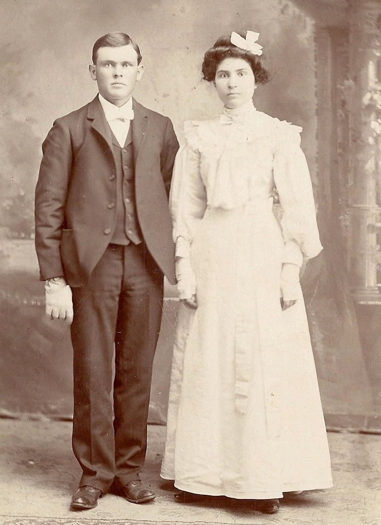 and brother and sister of my great grandmother martha jane marley carroll