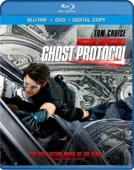 Mission Impossible 4 Ghost Protocol 2011  اون لاين مترجم يوتيوب