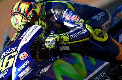 Kalahkan 22 Pembalap, Rossi Gagal Raih Gelar Ke-10 nya