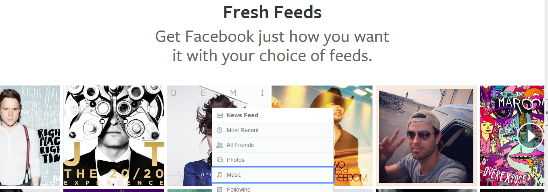 Fb feed