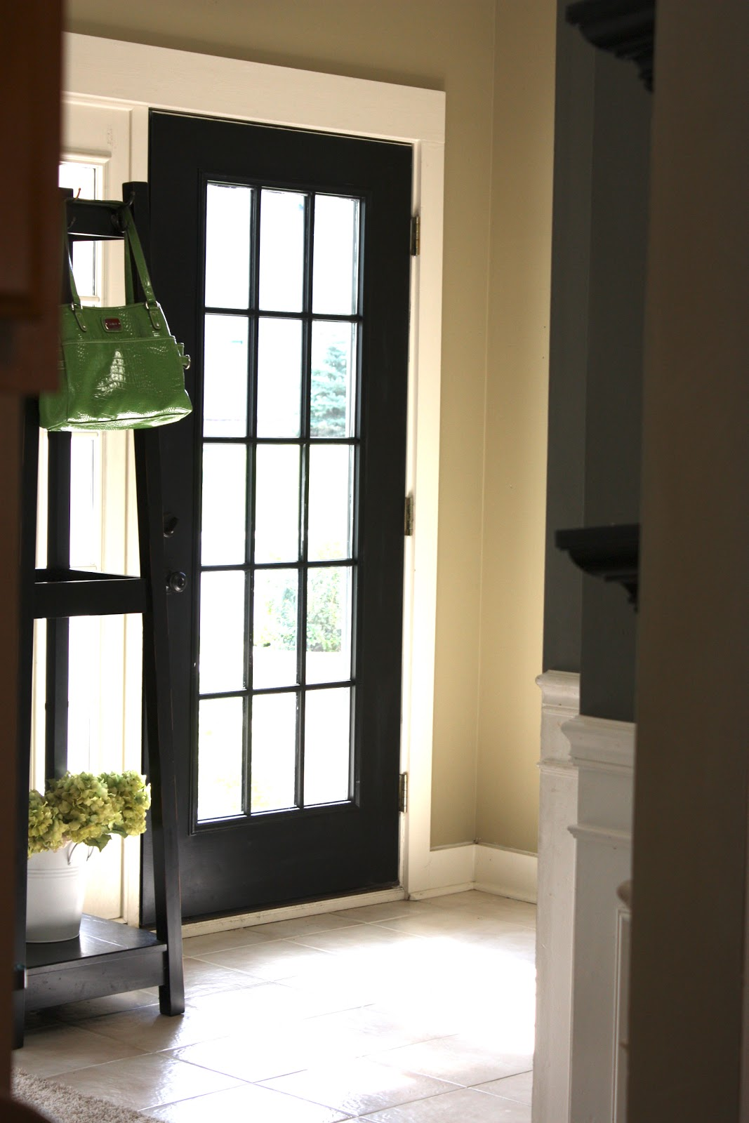 Black Door Glass : The yellow cape cod tutorial how to get a custom front